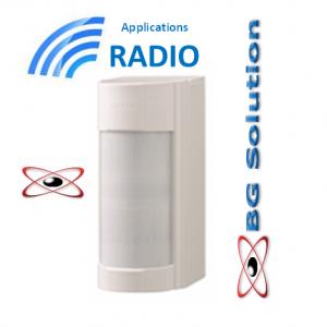 sensore perimetrale esterno